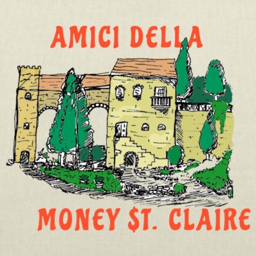 amici della money $t. claire castello - Tas van stof