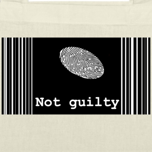 Not guilty - Tote Bag