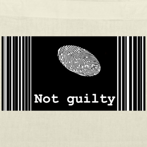 Not guilty - Tote Bag