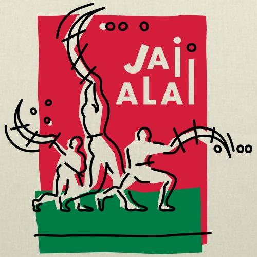 Pelotaris Jai Alai | Cesta Punta Pelota - Bolsa de tela