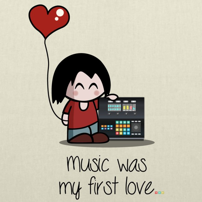 Music was my first love • Respect Vinyl