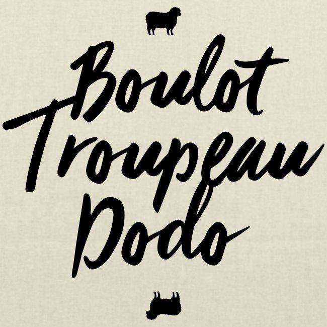 Boulot Troupeau Dodo - Mug