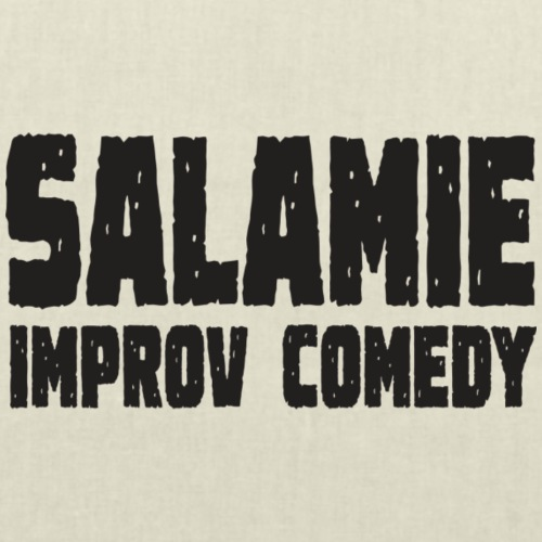 Salamie Improv Goodies (black) - Tas van stof