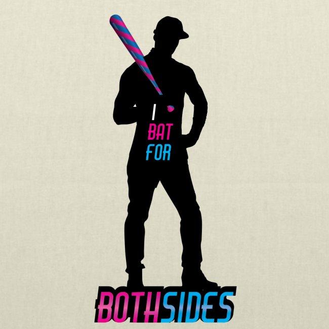 I bat for both sides