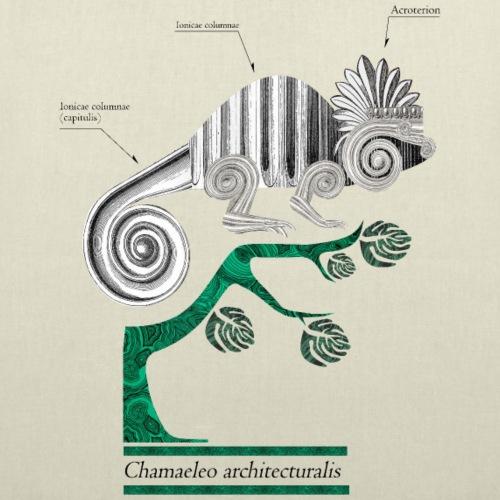 chameleo architecturalis - Sac en tissu