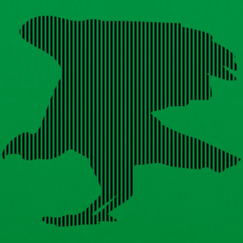 LINE BIRD 002b - Tas van stof