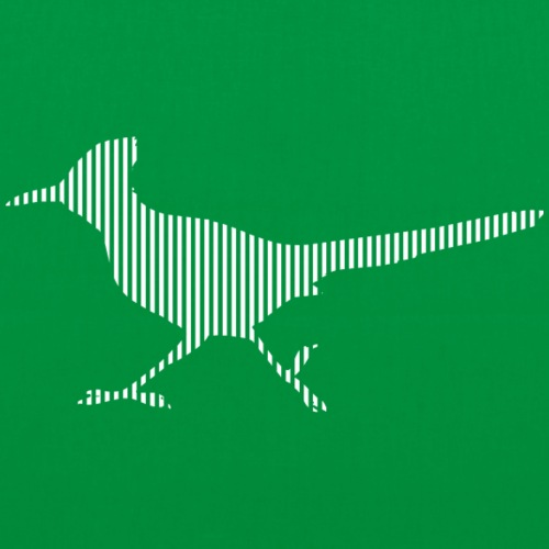 LINE BIRD 021w - Tas van stof
