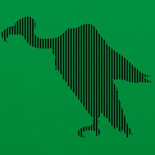 LINE BIRD 022b - Tas van stof