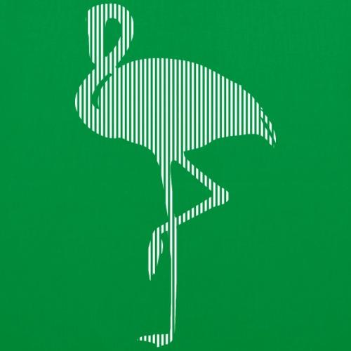 LINE BIRD 006w - Tas van stof