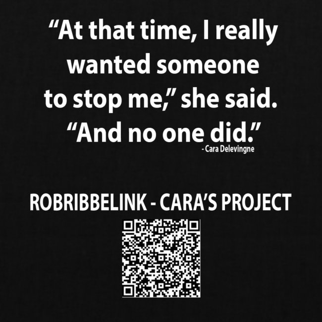 Caras Project fan shirt