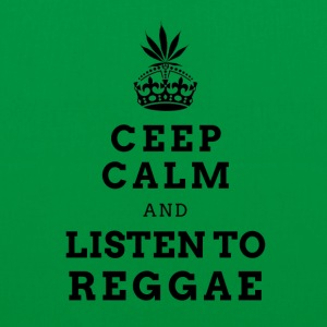 CEEP CALM REGGAE (DARK LABEL) - Tas van stof