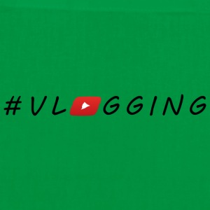 YouTube #Vlogging - Tote Bag