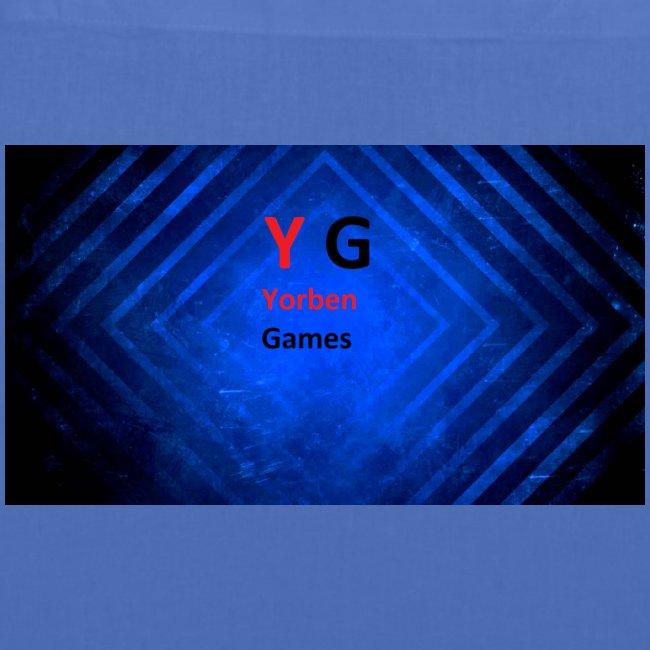 alles met de logo van yorben games