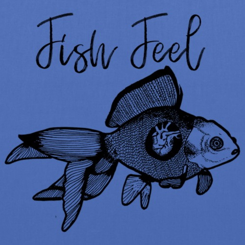 Fish Feel - Tote Bag
