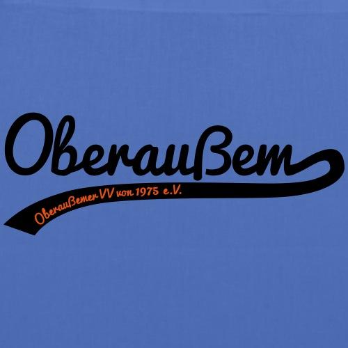 OVV Swoosh 2farbig - Stoffbeutel