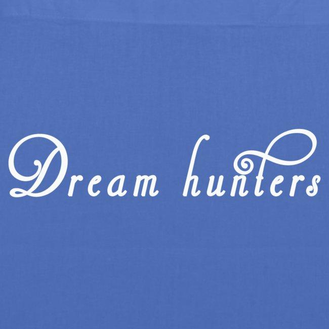 Logo DH bianco sfondo trasp