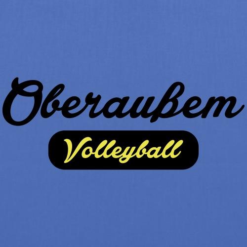 OVV College 2farbig - Stoffbeutel