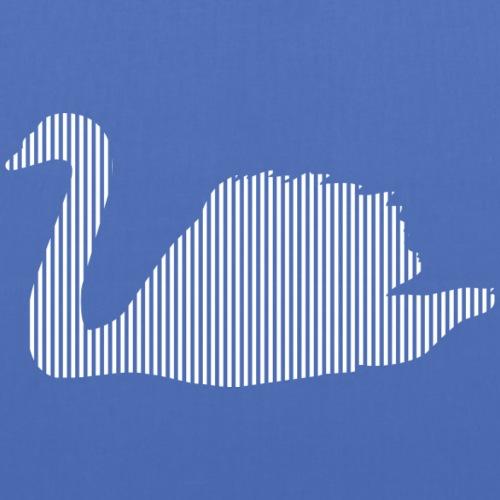 LINE BIRD 014w - Tas van stof