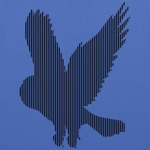 LINE BIRD 023b - Tas van stof