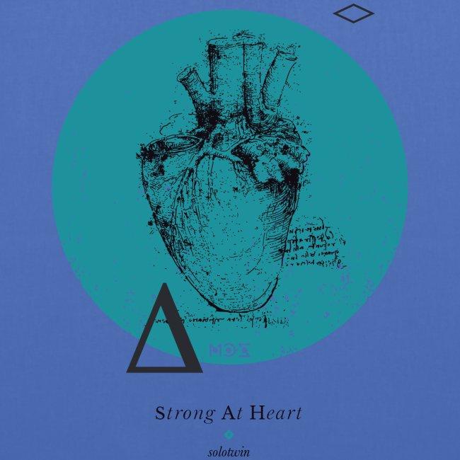 Strong At Heart ♡