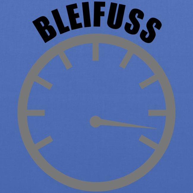 Bleifuss