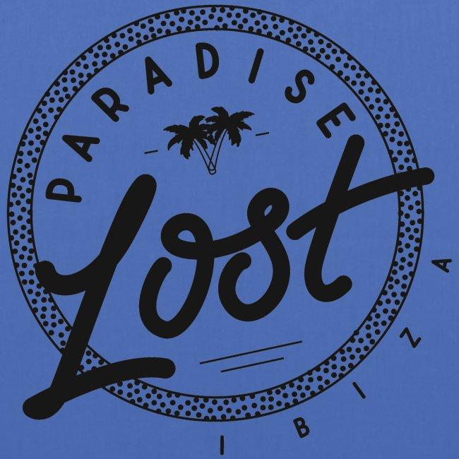 Paradise Lost Ibiza - Black Logo
