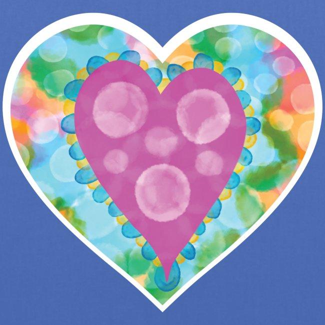 Heart Bubbles make you float