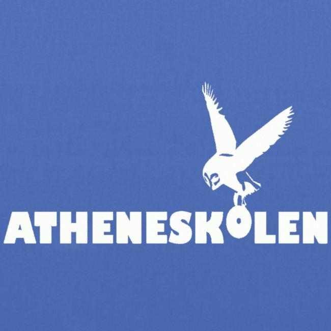 Hvidt logo