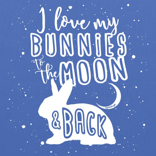 Bunny Rabbit Moon 2