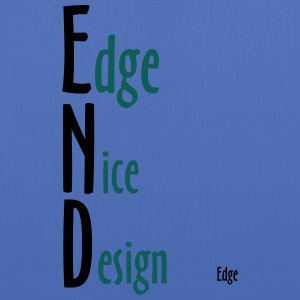 Edge_Nice_Design - Tote Bag
