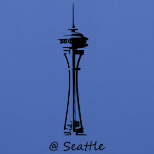 Seattle - Stoffveske