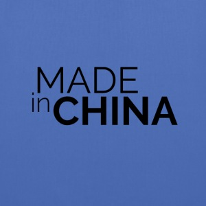 Made in China - Torba materiałowa