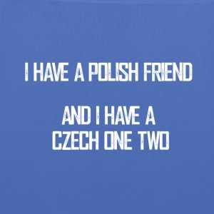 czech_one_two - Tote Bag