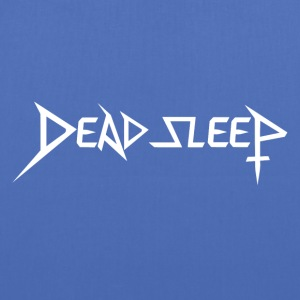 DEAD SLEEP - Tote Bag