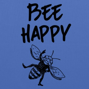 ++ ++ Bee Happy - Tote Bag