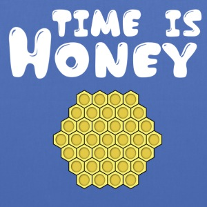 ++ ++ Time is Honey - Tote Bag