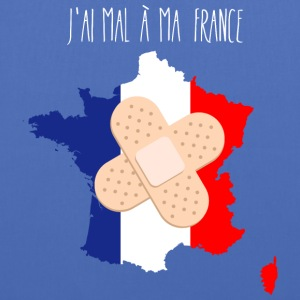 j'ai mal à ma france - Tote Bag