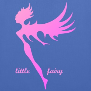 The small rosaviolette angel fairy - Tote Bag