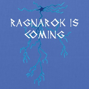 Vikings: Ragnarok Is Coming - Borsa di stoffa