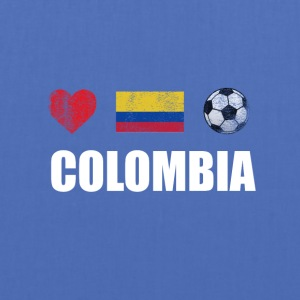 Colombia Colombian Football Soccer T-Shirt - Mulepose