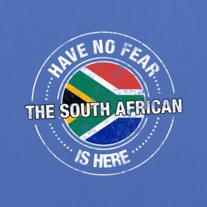 Have No Fear The South African Is Here Shirt - Tote Bag