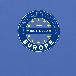 Need therapy Europe Europe eu no broad shield fun - Tote Bag