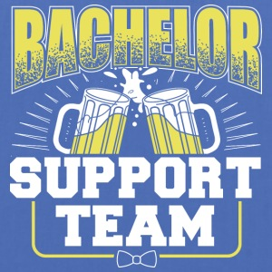 BACHELOR SUPPORT TEAM - Stoffveske