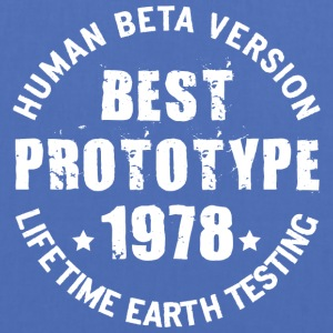 1978 - The year of birth of legendary prototypes - Tote Bag