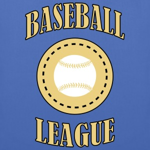 BASEBALL LEAGUE - Stoffbeutel