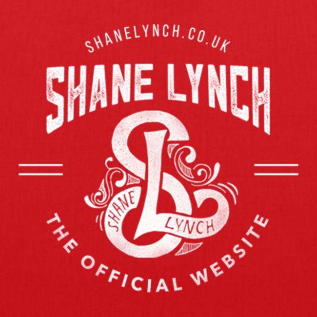 White - Shane Lynch Logo