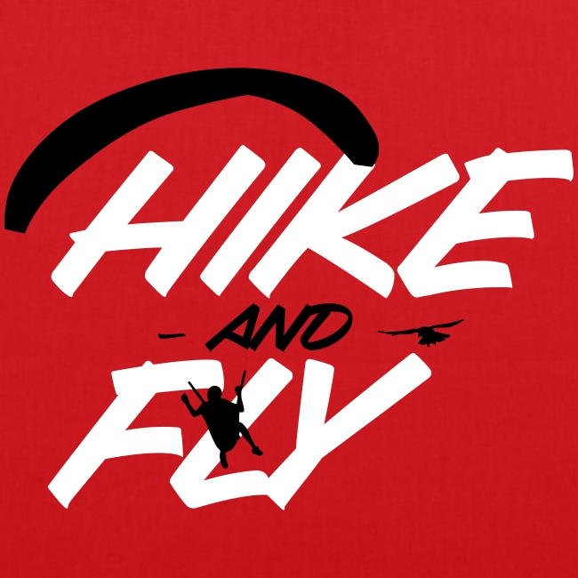 Hike and Fly Paragliding