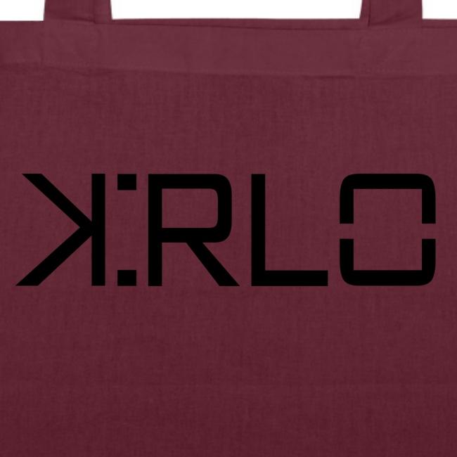 Kirlo Logotipo Negro