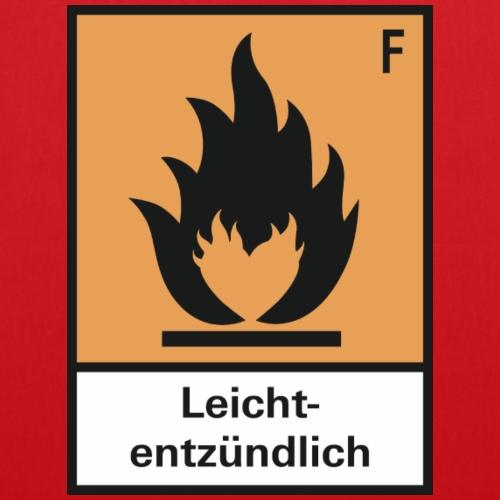 herz 01 a - Stoffbeutel