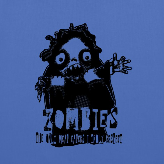 zombies the only meat eaters svart spsh
